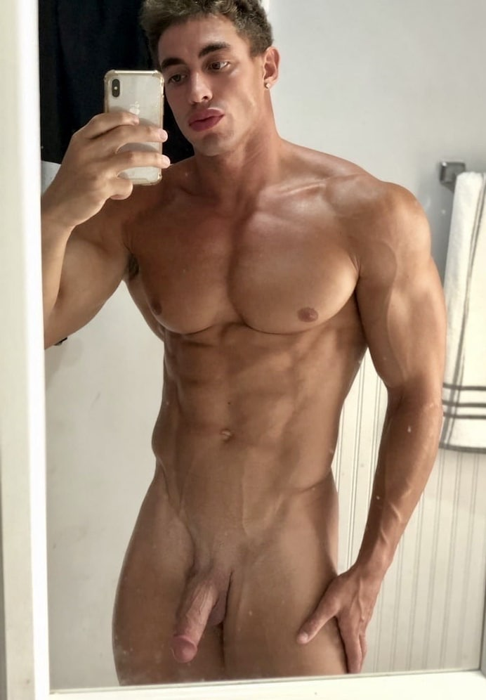 Shaved Dick